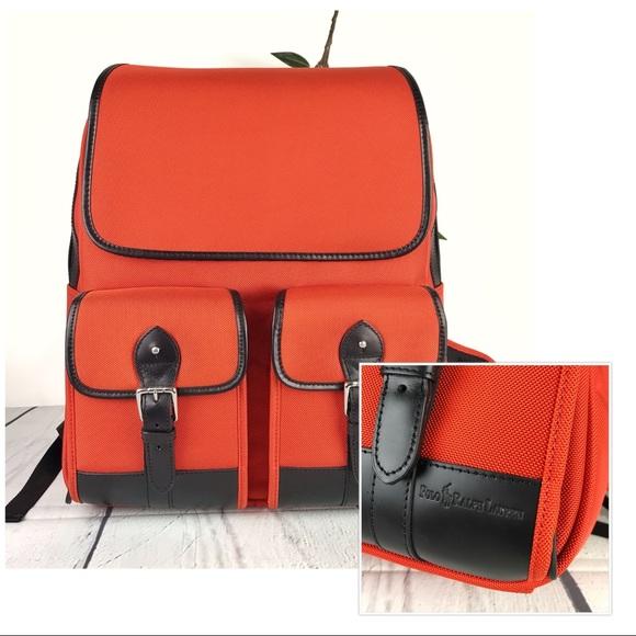 7b1966d88d Ralph Lauren Men s Luggage Back Pack 17 Inches. M 5addde4b45b30c8bf1eb0380